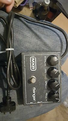 70S Mxr original gray analog FLANGER  FREE USA SHIPPINg ALL TIME GREAT PEDAL