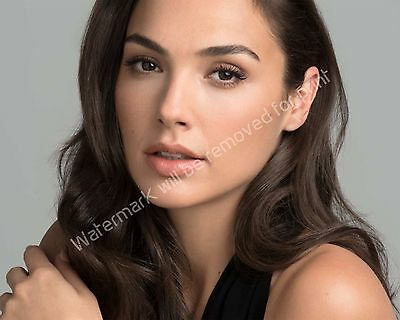 Gal Gadot Wonder Woman HOT 8x10 Glossy Color Picture Photo Collectible Image