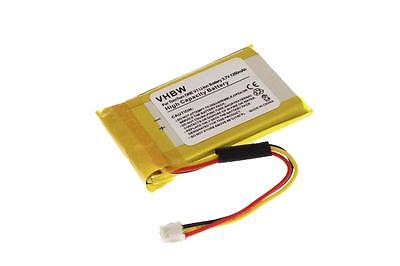 Batteria 1350mAh 3.7V Li-Ion per TomTom One Version 1 / Regional V1 / Europe V1