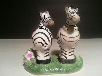 Zebras Salt And Pepper Set