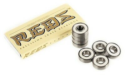 Bones - Ceramic Super Reds Skateboard Bearings