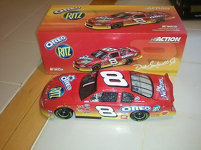 Dale Earnhardt Jr. #8 Ritz Oreo Action 1/24 NASCAR Diecast