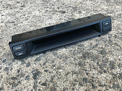 Mazda 6 07 Gy Series 2 Center Console Dash Clock Digital Display Info Screen Oem