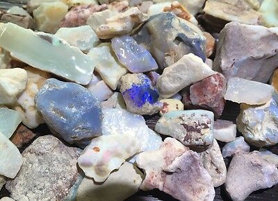 750 Carats Potch Some Colour Rough Opal Large Stones! Jewellery Lapidary