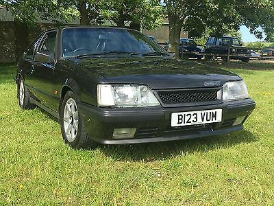 Opel Monza GSE 3.0 Manual LSD. Extensive documented history and restoration!