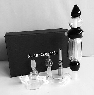 New black 14mm nectar collector  full set free shipping