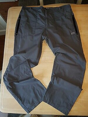 Mountain Equipment Freestyle Trousers Size 38/32