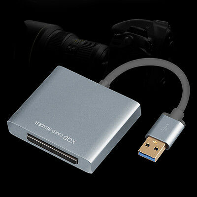 XQD 2.0 Card Reader High Speed Transmission Extreme USB 3.0 Adapter Card