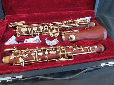 professional rosewood concert C key conservatory semiautomatic oboe