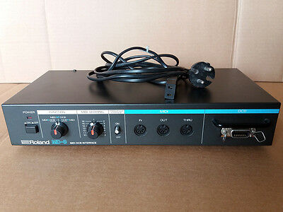 top! Roland MD-8 Midi DCB Interface (for Juno 6 60 Jupiter 8 vintage synths)