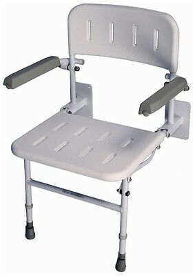 Disabled Contour Deluxe Shower Seat