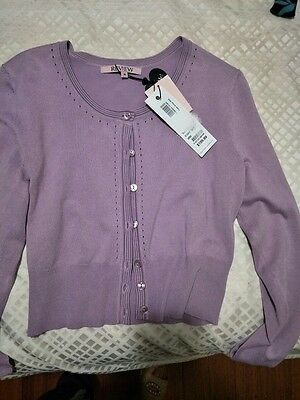 Women's Review long sleeve cardigan size 12 (brand new with tag)