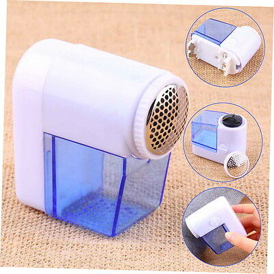 Mini Electric Fuzz Cloth Pill Lint Remover Wool Sweater Fabric Shaver Trimmer CU