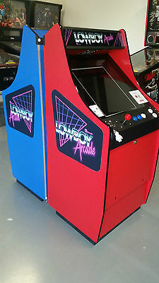 Classic Lowboy Arcade Machine - 412 Games in 1