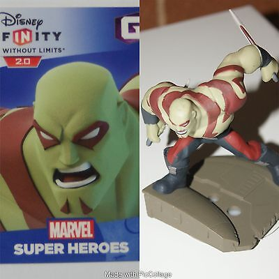 Disney Infinity 2.0 Drax + card