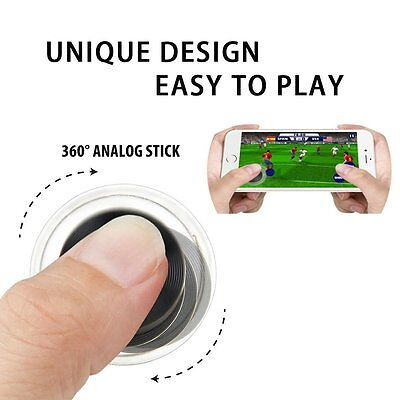 Mobile Phone Game Joystick Rocker Touch Screen Joypad for iPhone/Ipad/ Android