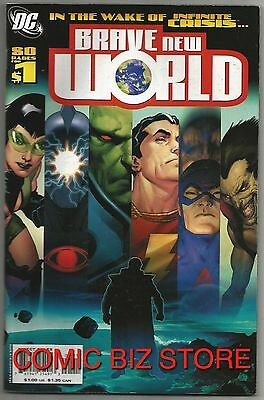 Brave New World 80 Page Special (2006) Dc Comics