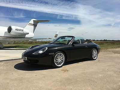 Porsche 996 C4 Cab 6 Speed Manual with ONLY 69,000 MILES !!!