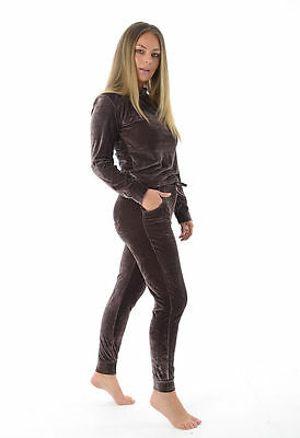 Velour  Velvet Lounge Suit Track Suit + Crushed Velvet Lounge Suit