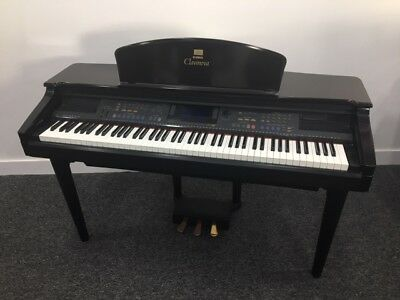 YAMAHA CVP107 Digital Piano, Including 12 Months Warranty