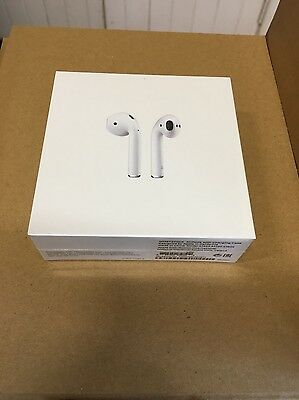 BRAND NEW SEALED ** Apple AirPods White In-Ear Only Headsets for Apple