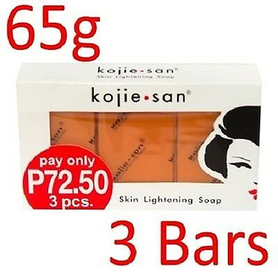 Genuine Kojie San Kojiesan Soap Kojic Acid Skin Lightening Soap