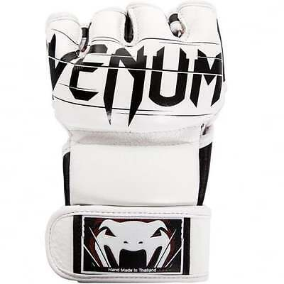 Venum Undisputed 2.0 MMA Gloves - White