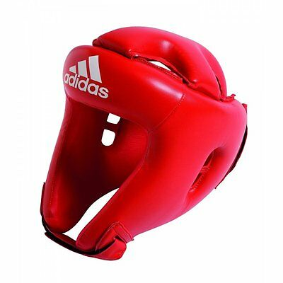 Adidas Rookie Head Guard - Red