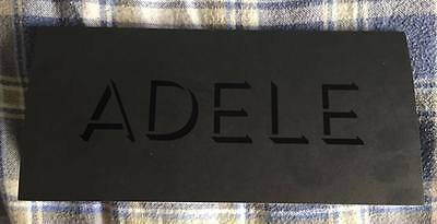 """3x Adele tickets """"Live 2017 Finale"""" Wembley Sunday 2/07/2017 Pitch Standing x3"""