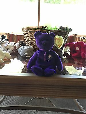 Rare princess Diana bear 1997 collection excellent condition