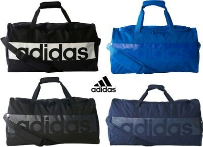 Adidas Tiro17 Linear Training Gym Sports Football Duffle Bag Holdall Size S, M,L