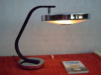 Lámpara despacho Maof Ma-of, tipo Fase o lupela, IMPECABLE!  60's lamp, MINT ..