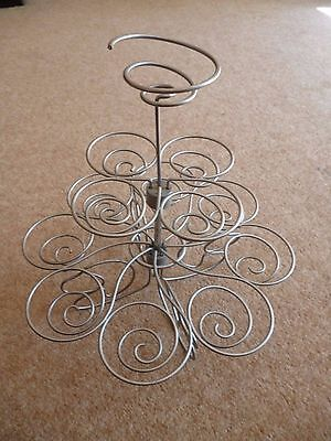 3 Tier Cupcake Display Fairy Cupcake Serving Stand Holder Party Decoration Stand
