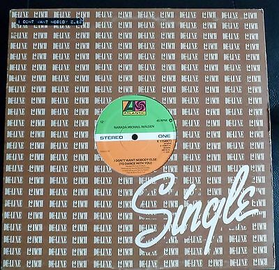 Narada Michael Walden-I Don't Want Nobody Else(To Dance With You)-Ex+ 1979