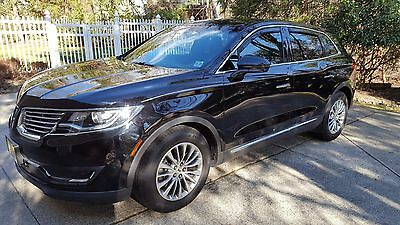 2016 Lincoln MKX  2016 Lincoln MKX