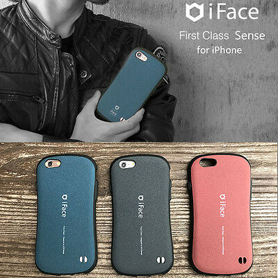 iFace Heavy Shockproof Matte Hard Back Case For iPhone X XR XS Max 6 6S 7 8 Plus