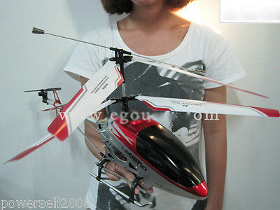New Length 66.5CM Remote Control Plane Helicopter Model Gift Children Toys