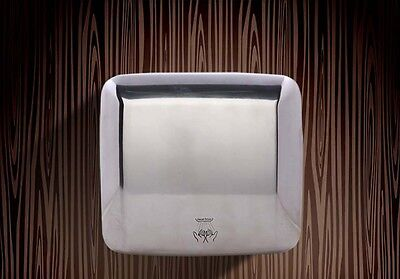 New Stainless Steel Bathroom Wall Mounted Automatic Induction Hand Dryer Machine