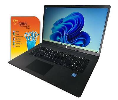HP (255 G6) Notebook AMD - (7.Gen)- 8GB - 1TB - Win10- WLAN- Office 2018