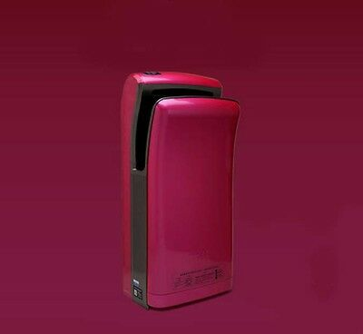 Pink Bathroom Automatic Induction Super Quiet Quick Drying Hand Dryer Machine