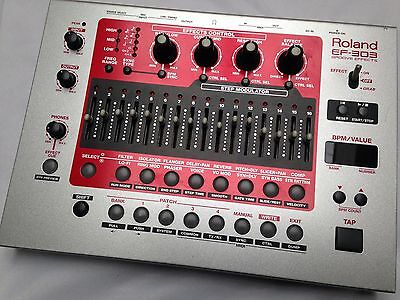 Roland EF-303 Groove Effects Processor and Monosynth DJ