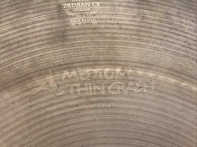 Zildjian Crash 16'