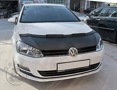 Car Bonnet Mask Hood Bra Fits VW Volkswagen Golf 7 VII MK7 2015 2016 15 16