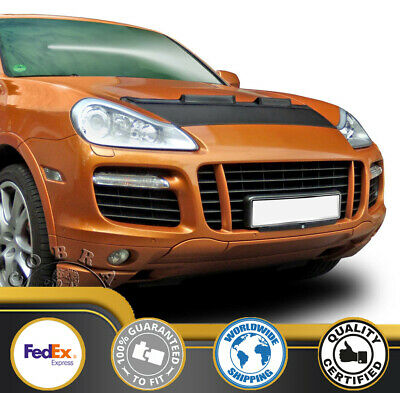 Car Bonnet Mask Hood Bra Fits Porsche Cayenne Turbo 2002 03 04 05 06 07 08 2009