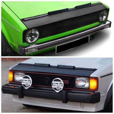 Car Bonnet Mask Hood Bra Fits VW Volkswagen Golf MK1 I GTI 1977 78 79 80 81 1982
