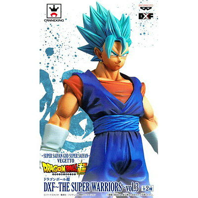 Dragon Ball Z Dxf The Super Warriors Vegetto Ssgss Figura Figure New.