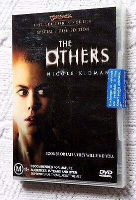 The Others - Collector'S Series (Dvd, Special 2 Disc Edition) New, Free Postage