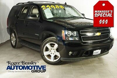 2013 Chevrolet Tahoe LT Sport Utility 4-Door 2013 Chevrolet Tahoe LT LEATHER 3RD ROW SUNROOF DVD 77K MI.