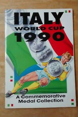 Italia World Cup 1990 Medals and Coin Collection (Almost Complete)