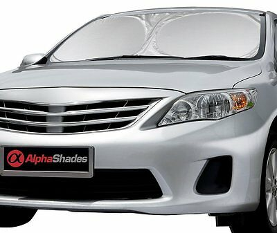 Car Windshield Sunshade  Made From Nylon Polyester Material Protects You From Th